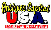 Antiques Capital in Lancaster County, PA