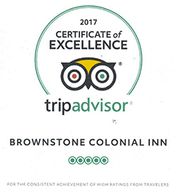 Trip Advisor Certificate in Lancaster County, PA
